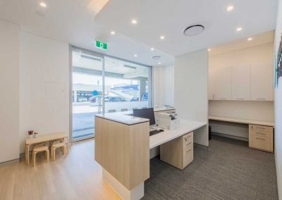 Kirrawee Family Dental Car Park
